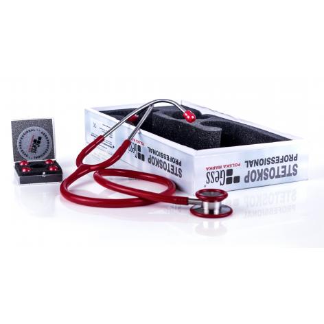 Stetoskop Gess Profesional w cenie 99,00zł marka GESS - POLSKA MARKA