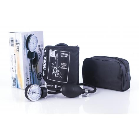 ciśnieniomierz zegarowy GESS STANDARD w cenie 32,41zł, marka GESS - POLSKA MARKA w kategori Cisnieniomierze zegarowe