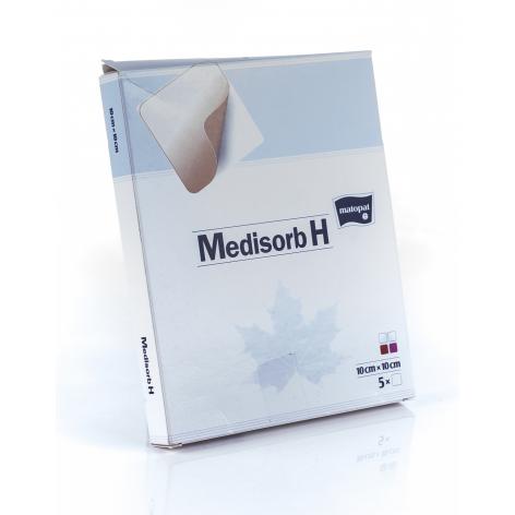 MEDISORB H 10X10 w cenie 12,59zł, marka MATOPAT w kategori OPATRUNKI I BANDAŻE. Hurtownia medyczna www.medyczny store