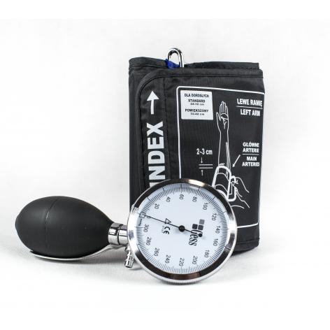 ciśnieniomierz zegarowy GESS OPTIMUM w cenie 58,00zł, marka GESS - POLSKA MARKA w kategori CIŚNIENIOMIERZE ZEGAROWE/STANDARD...