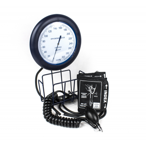 GESS RESCUE Ciśnieniomierz zegarowy w cenie 162,04zł, marka GESS - POLSKA MARKA w kategori Cisnieniomierze zegarowe