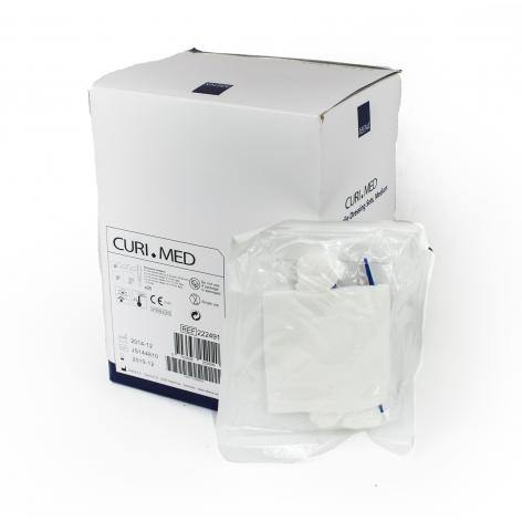Jałowy zestaw jednorazowy Curi-Med w cenie 1,68zł, marka ABENA w kategori KOMPRESY I PLASTRY
