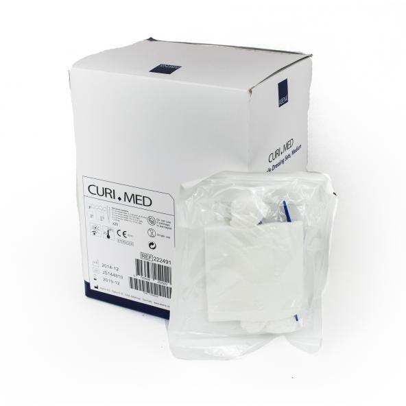 Jałowy zestaw jednorazowy Curi-Med w cenie 1,68zł, marka ABENA w kategori OPATRUNKI: KOMPRESY I PLASTRY. Hurtownia medyczna ...
