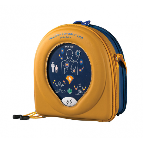Defibrylator AED SAMARITAN PAD 350P w cenie 4,637.04, marka HeartSine w kategori DEFIBRYLATORY. Hurtownia medyczna www.medycz...