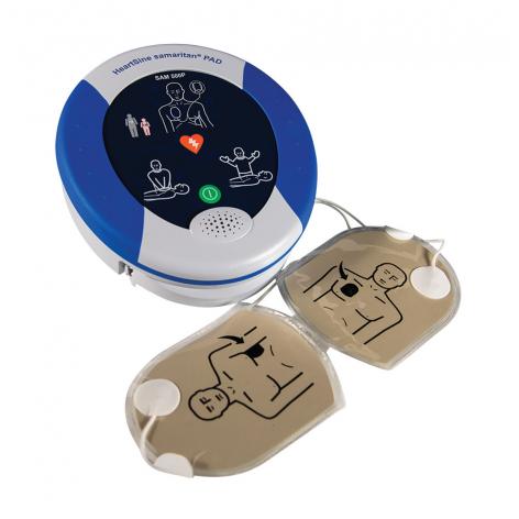 Defibrylator SAMARITAN PAD 500P w cenie 5,746.30, marka HeartSine w kategori DEFIBRYLATORY. Hurtownia medyczna www.medyczny s...
