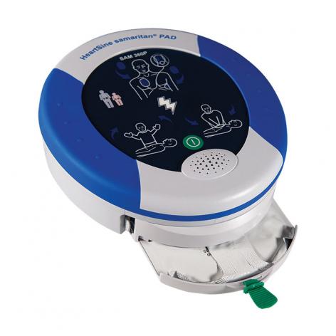 Defibrylator AED SAMARITAN PAD 360P w cenie 4,939.81, marka HeartSine w kategori DEFIBRYLATORY. Hurtownia medyczna www.medycz...