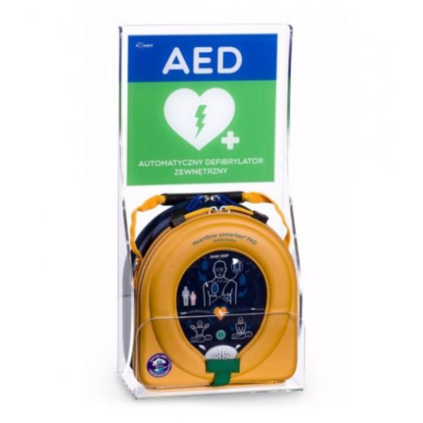 UCHWYT AED Smart w cenie 302,44zł, marka HeartSine w kategori DEFIBRYLATORY. Hurtownia medyczna www.medyczny store