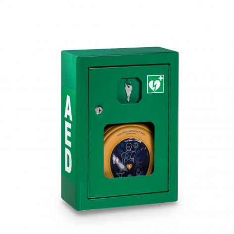 Szafka AED alarm + w cenie 462,00zł marka HeartSine