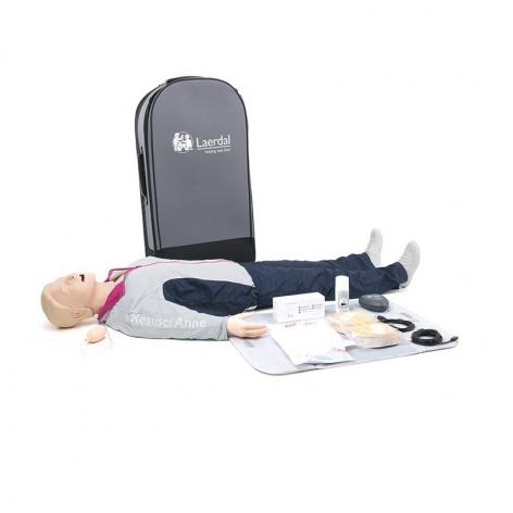 Fantom Resusci Anne QCPR w cenie 5,928.00, marka HeartSine w kategori DEFIBRYLATORY. Hurtownia medyczna www.medyczny store