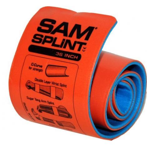 SAM SPLINT - SZYNA w cenie 74,06zł, marka  w kategori TRANSPORT I UNIERUCHOMIENIE. Hurtownia medyczna www.medyczny store