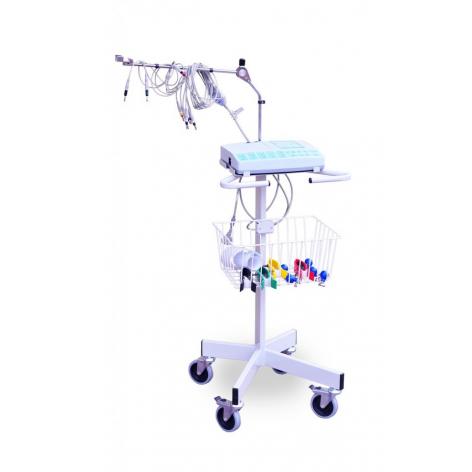 Wózek transportowy EKG w cenie 592,00zł, marka FARUM w kategori APARATY EKG . Hurtownia medyczna www.medyczny store