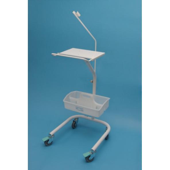 Wózek do EKG - mobilny ASCARD w cenie 780,00zł marka ASPEL