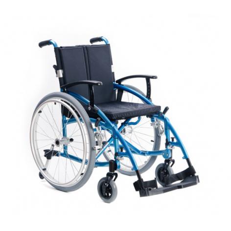 Wózek inwalidzki aktywny ze stopów lekkich w cenie 1,510.00 marka VITA CARE