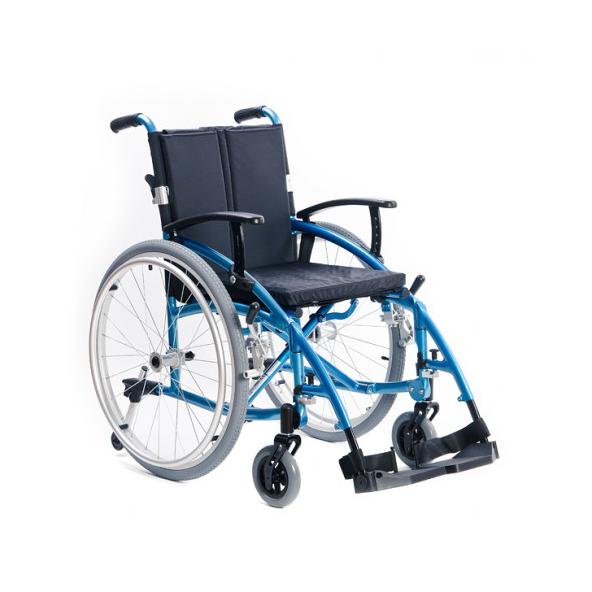 Wózek inwalidzki aktywny ze stopów lekkich w cenie 1,510.00 sklep medyczny store   wysyłka dziś