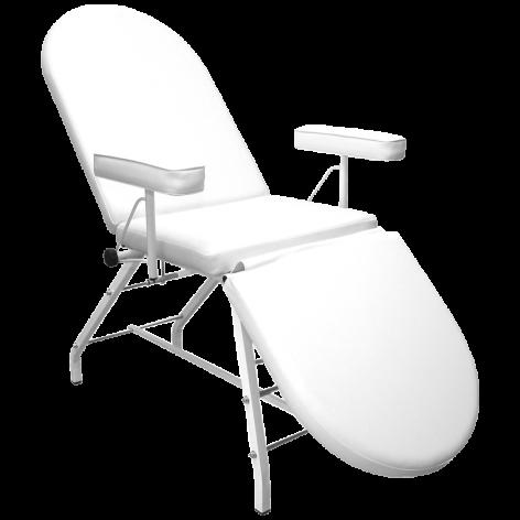 Fotel kosmetyczny mechaniczny FB-01 w cenie 1,340.00 marka BIOMAK
