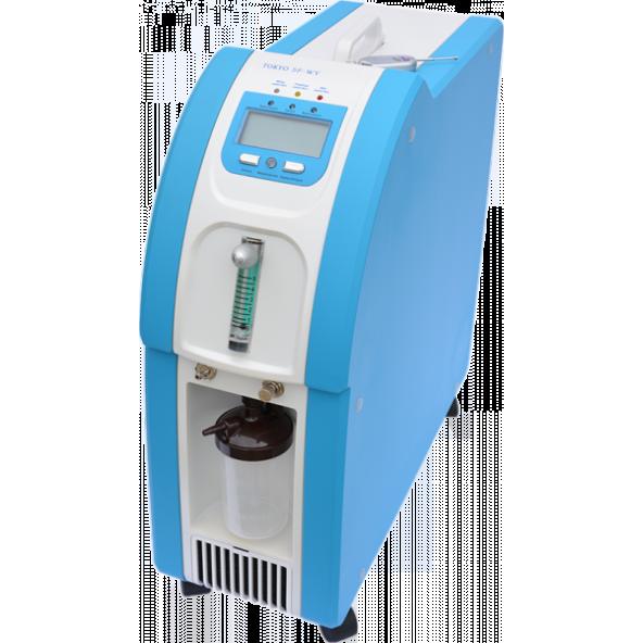 Koncentrator tlenu TOKYO 5F-WY w cenie 2,455.56, marka  w kategori KONCENTRATORY TLENU. Hurtownia medyczna www.medyczny store
