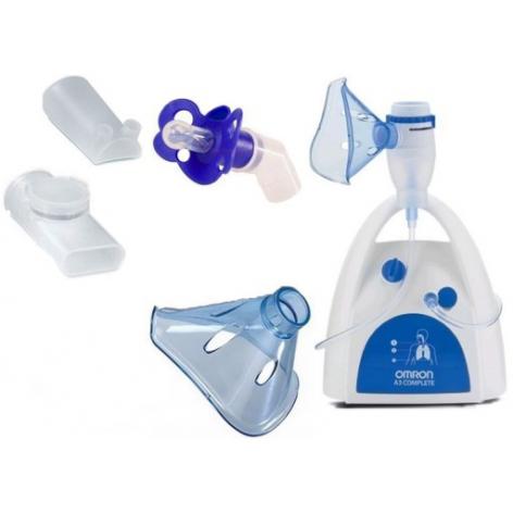 Inhalator A3 na środkowe, górne i dolne drogi oddechowe w cenie 178,19zł, marka OMRON w kategori INHALATORY MEDYCZNE. Hurtow...