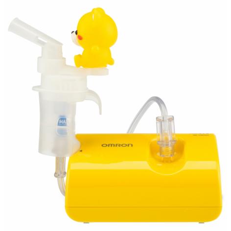 Inhalator dla dzieci OMRON NE-C801KD w cenie 154,89zł, marka OMRON w kategori INHALATORY MEDYCZNE. Hurtownia medyczna www.me...