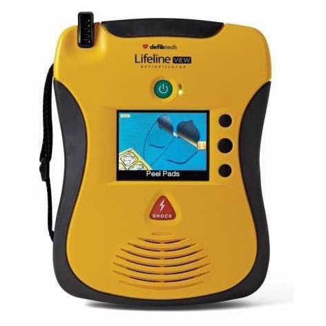 Defibrylator Lifeline VIEW PL w cenie 6,312.96, marka DefibTech w kategori DEFIBRYLATORY. Hurtownia medyczna www.medyczny store