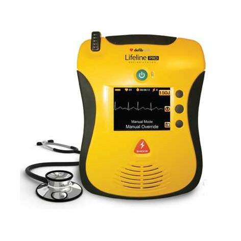 Defibrylator Lifeline PRO PL w cenie 10,414.40 marka DefibTech