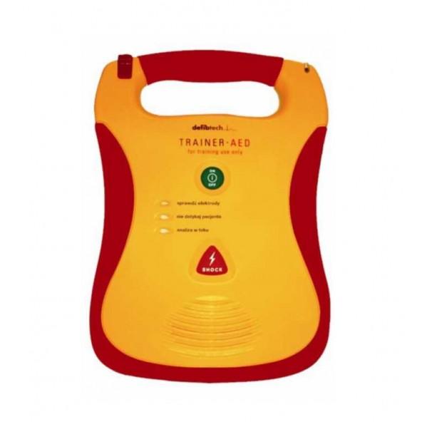 Defibrylator AED Lifeline szkoleniowy w cenie 2,133.90, marka DefibTech w kategori DEFIBRYLATORY. Hurtownia medyczna www.medy...