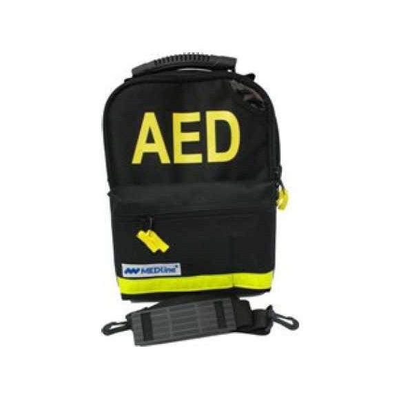 Torba na defibrylator AED Lifeline z 7-letnią baterią- czarna w cenie 239,11zł marka DefibTech