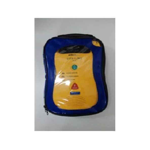 Pokrowiec transportowy- wodoszczelny na defibrylator AED Lifeline z 7-letnią baterią w cenie 226,83zł marka DefibTech