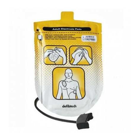 Elektrody AED Lifeline w cenie 205,19zł, marka DefibTech w kategori AKCESORIA. Hurtownia medyczna www.medyczny store