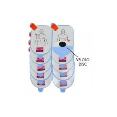Elektrody treningowe do Lifeline trainer (5 par) w cenie 184,68zł, marka DefibTech w kategori AKCESORIA. Hurtownia medyczna ...