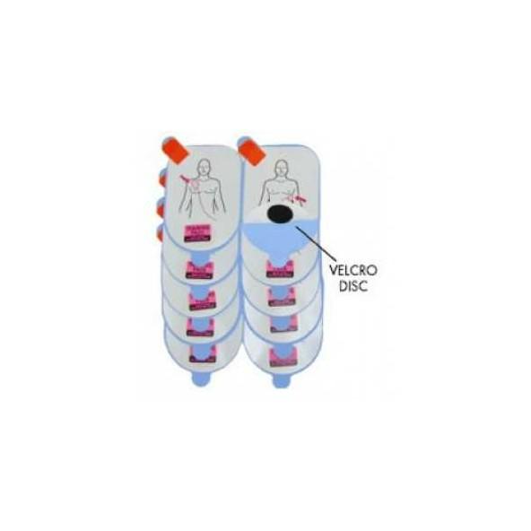 Elektrody treningowe do Lifeline trainer (5 par) w cenie 237,16zł marka DefibTech