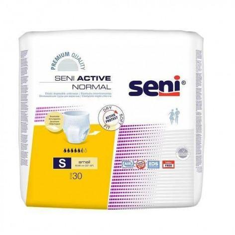 SENI ACTIVE normal- pieluchomajtki w cenie 46,50zł marka SENI