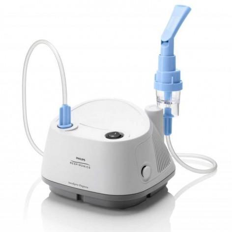 Inhalator PHILIPS Respironics InnoSpire w cenie 155,88zł, marka PHILIPS w kategori INHALATORY MEDYCZNE. Hurtownia medyczna w...
