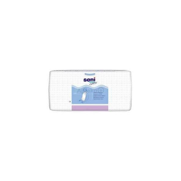 Śliniaki higieniczne z kieszonką SENI CARE A'100 w cenie 39,99zł marka SENI
