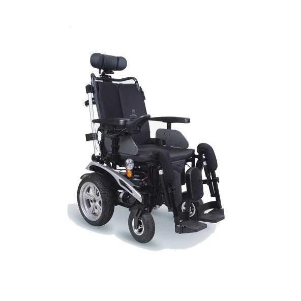 Elektryczny wózek inwalidzki DE LUXE w cenie 16,718.40 sklep medyczny store   wysyłka dziś