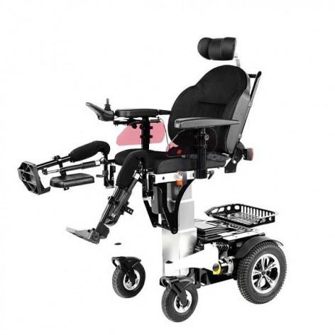 Elektryczny wózek inwalidzki DE LUX LIFT w cenie 21,480.00, marka VITA CARE  w kategori WÓZKI INWALIDZKIE ELEKTRYCZNE. Hurtow...