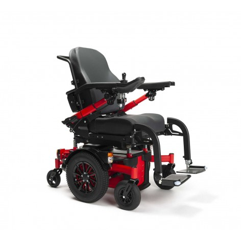 Elektryczny wózek inwalidzki na centralne koło SIGMA w cenie 11,259.65 marka VERMEIREN