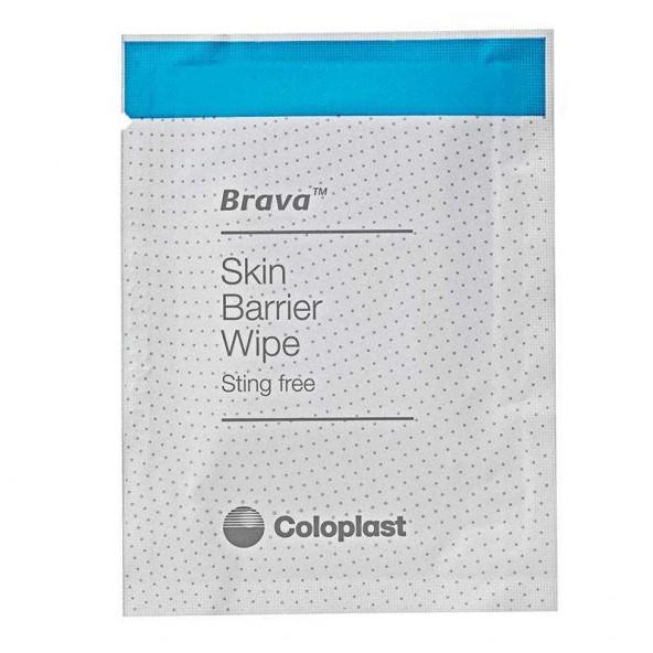 Środek ochronny do pielęgnacji skóry wokół stomii BRAVA w cenie 3,24zł, marka COLOPLAST w kategori ARTYKUŁY HIGIENICZNE DLA ...