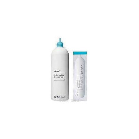 Dezodorant w płynie BRAVA w cenie 3,90zł marka COLOPLAST