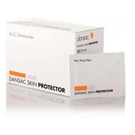 Chusteczki ochronne DANSAC SKIN PROTECTOR w cenie 2,61zł marka DANSAC
