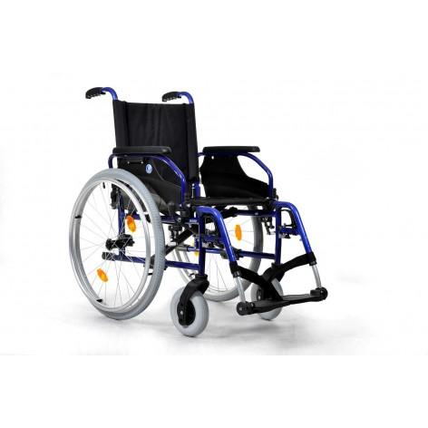Wózek inwalidzki ze stopów lekkich D200 VERMEIREN w cenie 840,00zł, marka VERMEIREN w kategori WÓZKI INWALIDZKIE RĘCZNE. Hur...