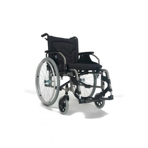 Wózek inwalidzki stalowy V100 XXL Vermeiren w cenie 1,610.00, marka VERMEIREN w kategori WÓZKI INWALIDZKIE RĘCZNE. Hurtownia ...