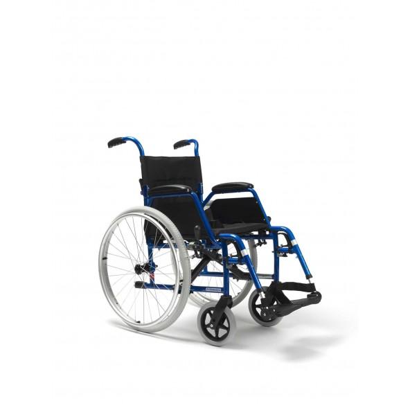 Wózek inwalidzki aluminiowy BOBBY 24 Vermeiren w cenie 834,44zł, marka VERMEIREN w kategori WÓZKI INWALIDZKIE RĘCZNE. Hurtow...