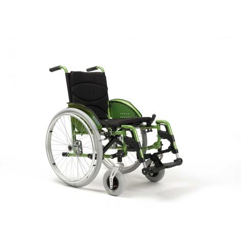 Wózek inwalidzki ze stopów lekkich V200 GO Vermeiren w cenie 1,200.00 marka VERMEIREN