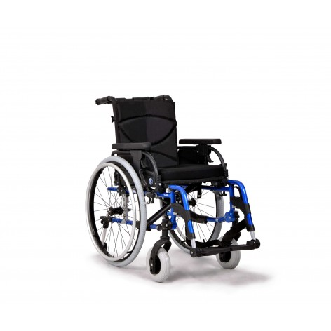Wózek inwalidzki ze stopów lekkich V300 DL Vermeiren w cenie 1,425.56 marka VERMEIREN
