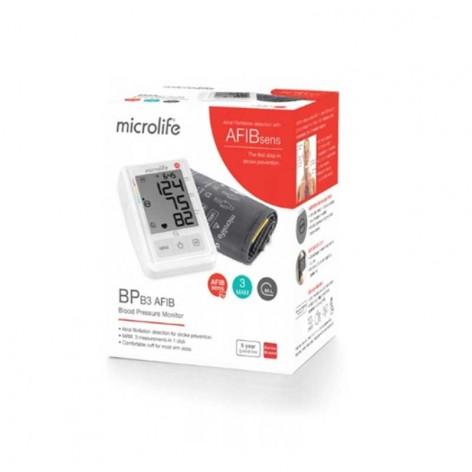 Ciśnieniomierz MICROLIFE BP B3 Afib w cenie 189,24zł marka MICROLIFE