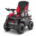 Meyra Optimus 2: elektryczny terenowy wózek inwalidzki w cenie 25,056.00 sklep medyczny store | wysyłka dziś