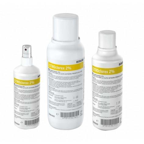 Ecolab CITROclorex 2% do dezynfekcji rąk i skóry (Zamiennik SKINSEPT PUR) w cenie 22,13zł marka