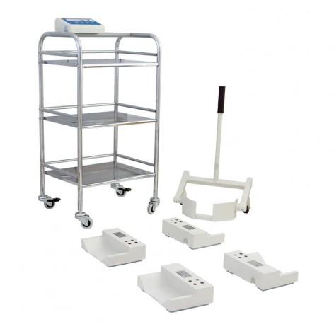 Waga medyczna łóżkowa WPT/4B 500C w cenie 6,780.37 marka RADWAG