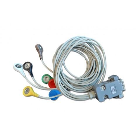 Kabel pacjenta KRH 700/7 w cenie 357,75zł marka ASPEL