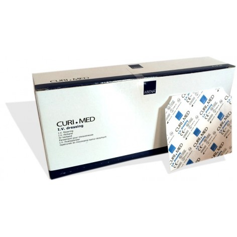 OPATRUNEK DO MOCOWANIA KANIUL 6X8 A'100 Curi-Med w cenie 26,25zł, marka ABENA w kategori KOMPRESY I PLASTRY